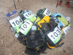 Stage Racing Backpacks